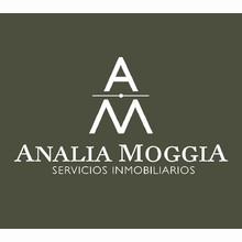 Logotipo Analia Moggia Servicios Inmobiliarios