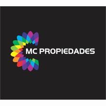 Logotipo Mc Propiedades