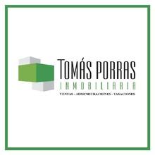 Logotipo Tomas Porras Inmobiliaria