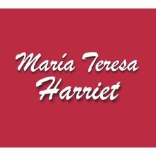 Logotipo Maria Teresa Harriet Propiedades