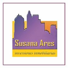 Logotipo Susana Ares Inversiones Inmobiliarias