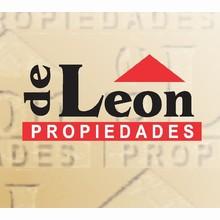 Logotipo De Leon Propiedades