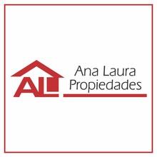 Logotipo Ana Laura Propiedades