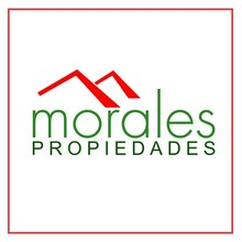 Logotipo MORALES PROPIEDADES