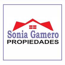 Logotipo Sonia Gamero Propiedades