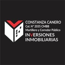 Logotipo Constanza Canero Inversiones Inmobiliarias