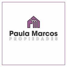 Logotipo Paula Marcos Propiedades