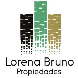 Logotipo Lorena Bruno Propiedades